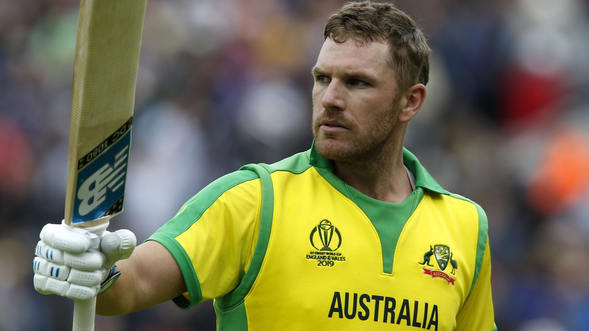 Australia v Sri Lanka: Aaron Finch & Mitchell Starc lead defending champions to victory