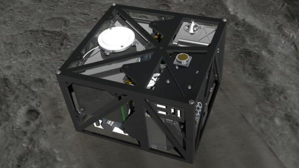 مركز الطيران والفضاء الألماني والمركز الوطني للدراسات الفضائية الفرنسي طورا المسبار ماسكوت