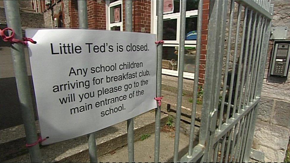 Little Ted's Nursery