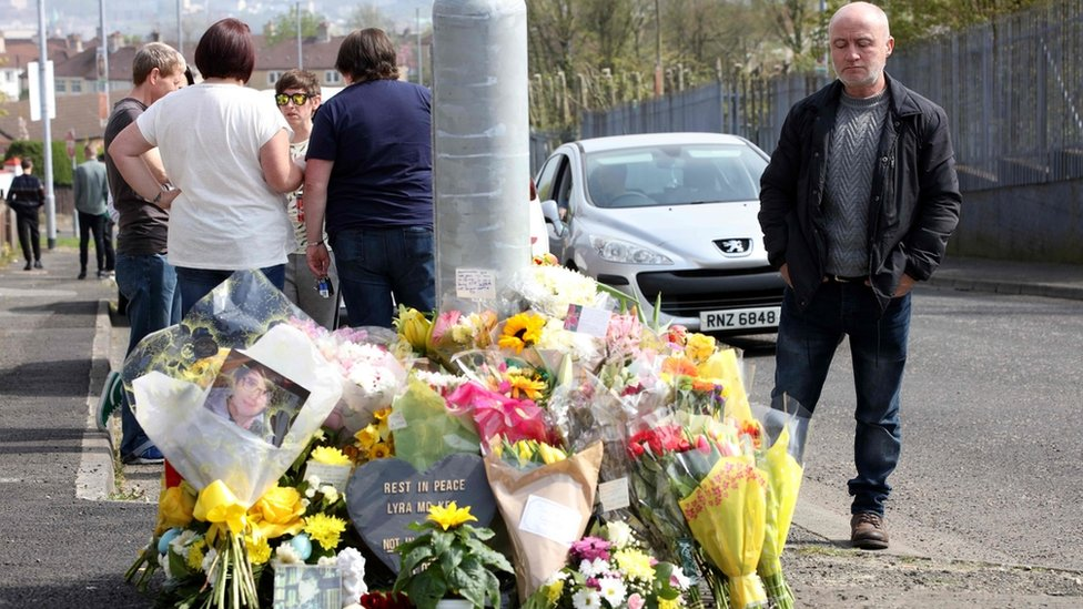 Lyra McKee murder: Derry needs 'liberation' from dissident republicans