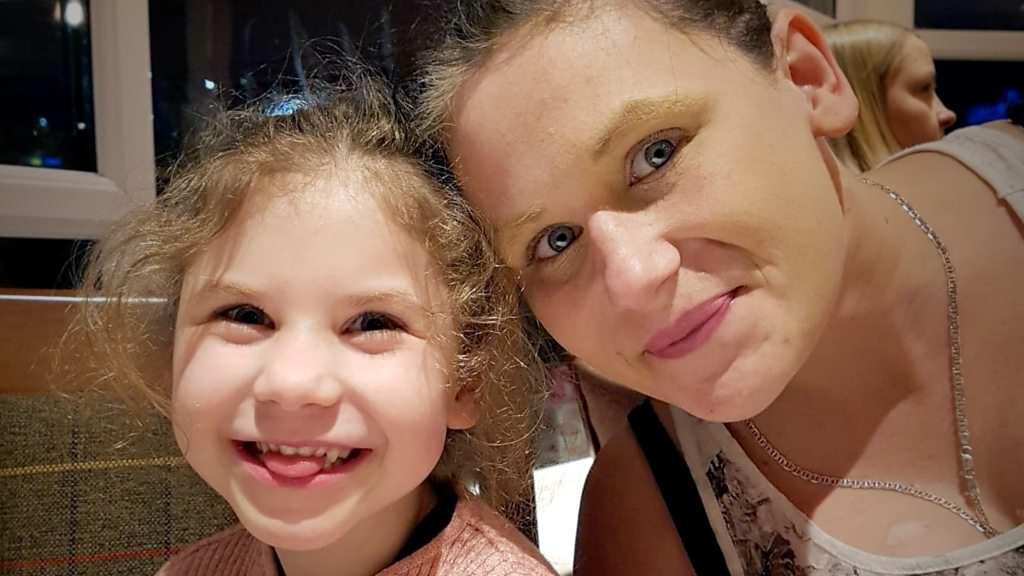 Postpartum psychosis: 'We take it one day at a time'