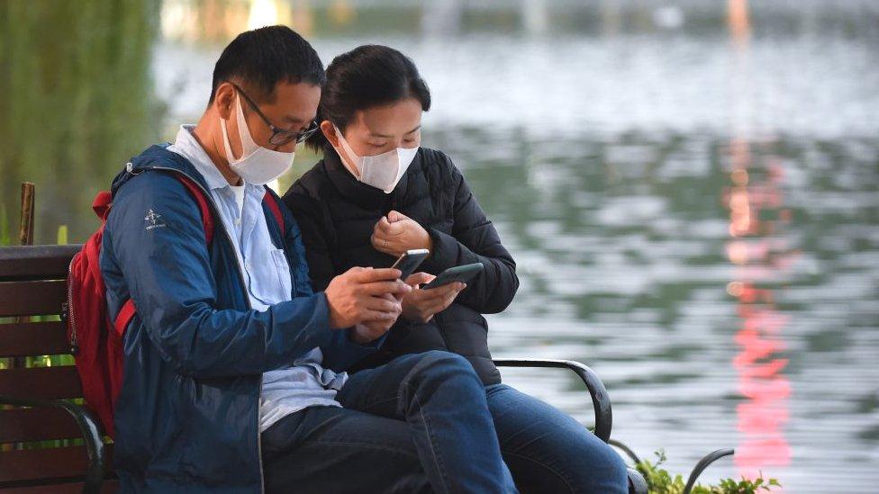 Pessoas no Vietnã