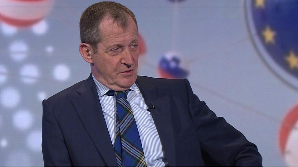 'I voted Liberal Democrat' says Alastair Campbell