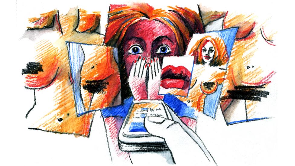 Порноместь и слежка: как в России наказывают за измены и расставания