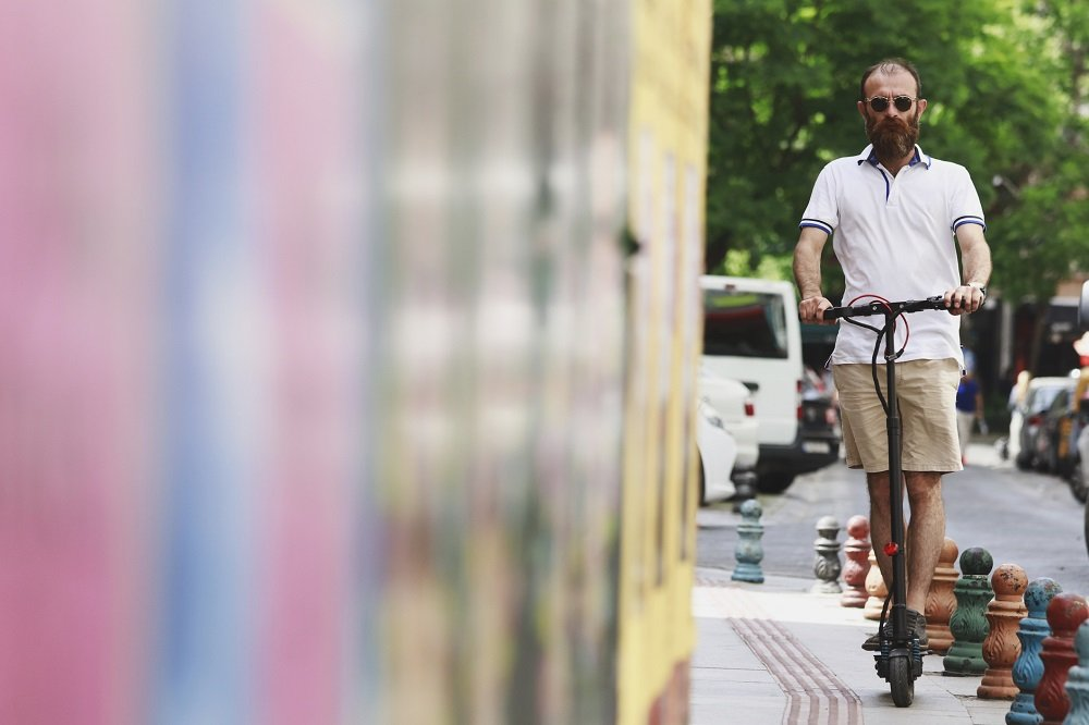 Bir şirket, kentteki araba yolculuklarının önemli bir kısmının 5 kilometreden daha kısa yolculuklar olduğunu söylüyor