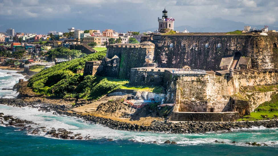 San Juan de Puerto Rico.