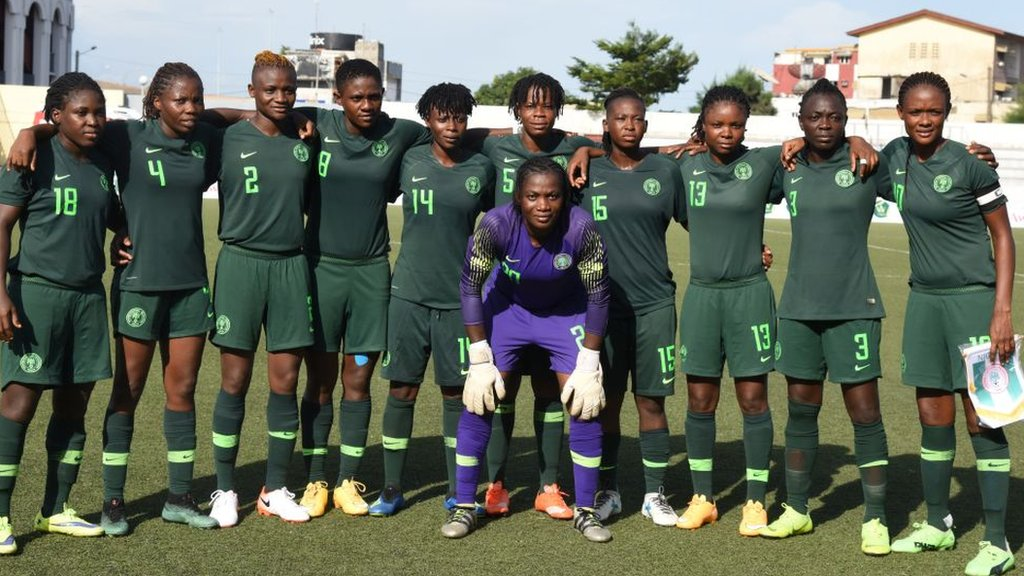World Cup 2019: Nigeria on 'changing mentality' of women's football in Africa