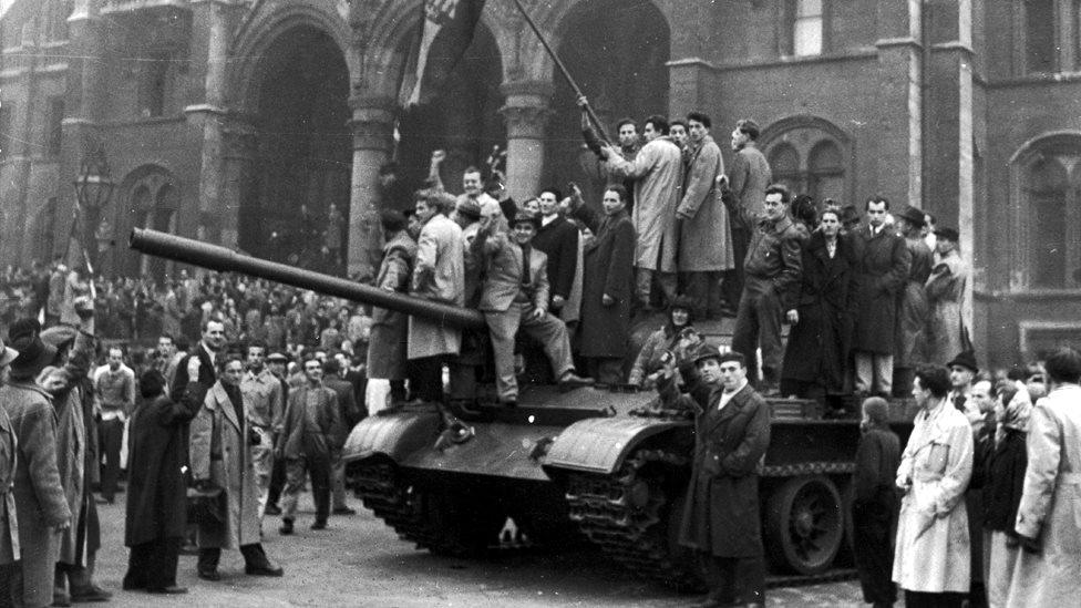 الانتفاضة المجرية