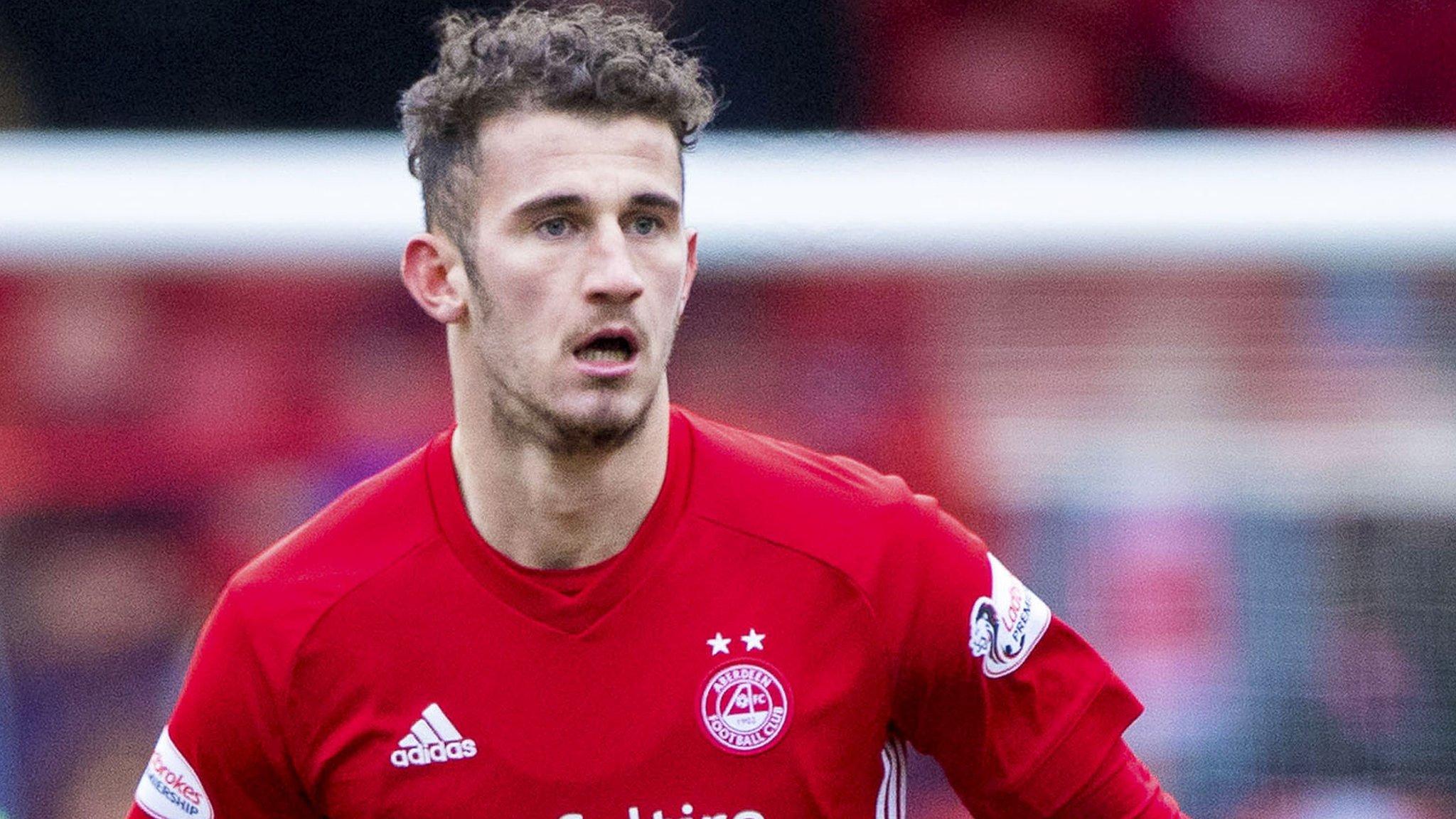Aberdeen: Dominic Ball returns to Pittodrie on season-long loan