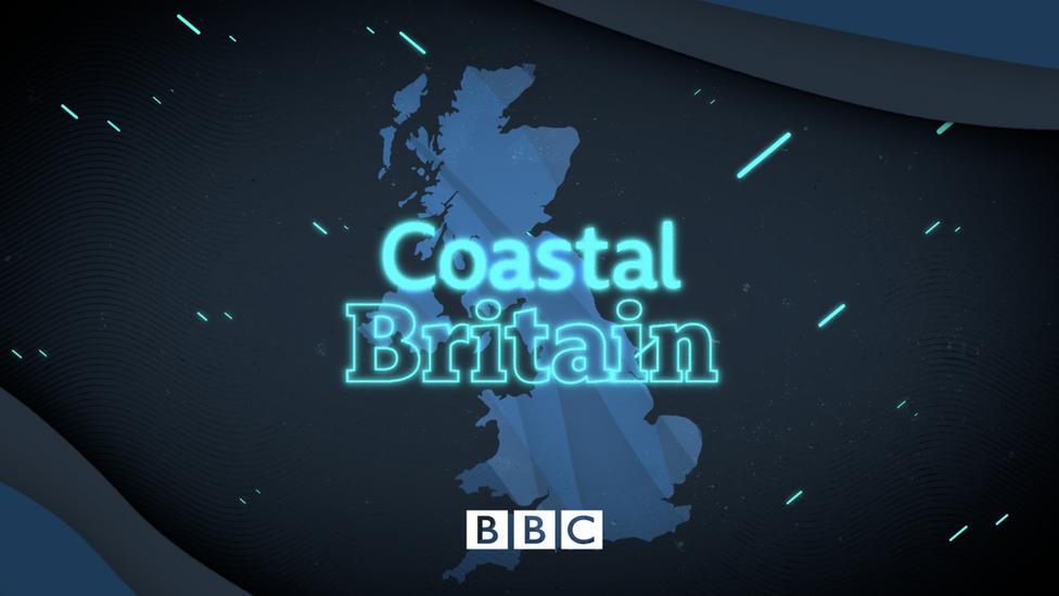Coastal Britain branding