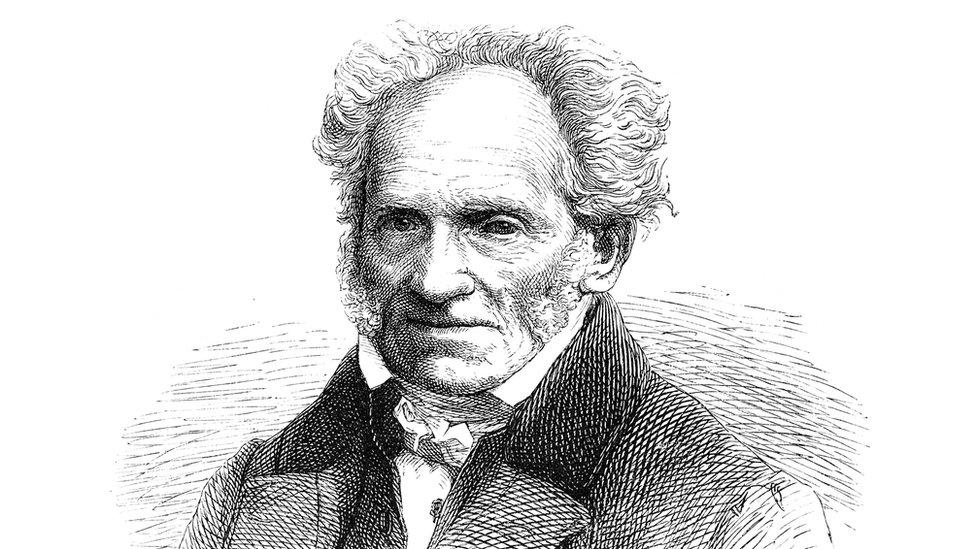El filósofo alemán, Arthur Schopenhauer.