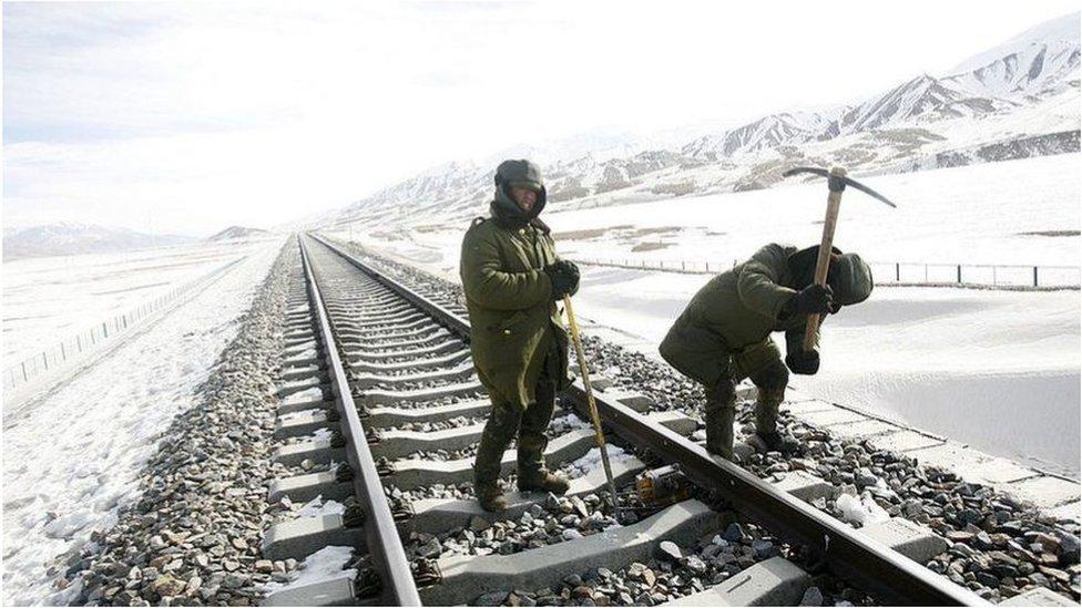 兩國在基礎設施的種種改進,主要目的是:若發生全面衝突,軍隊和軍事武器能快速移動到邊界。