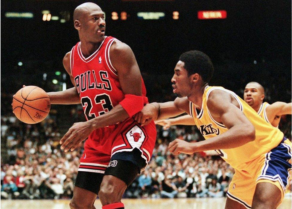 Michael Jordan: Rare trainers fetch