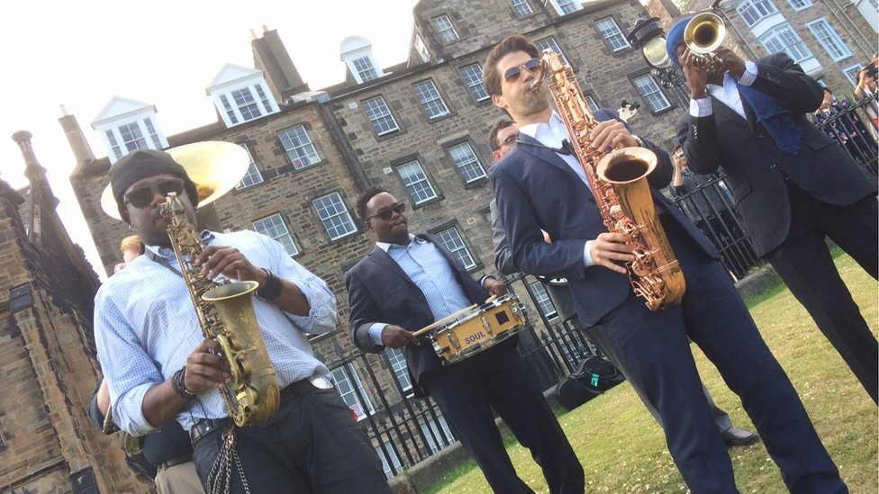 The Edinburgh Jazz and Blues Festival begins