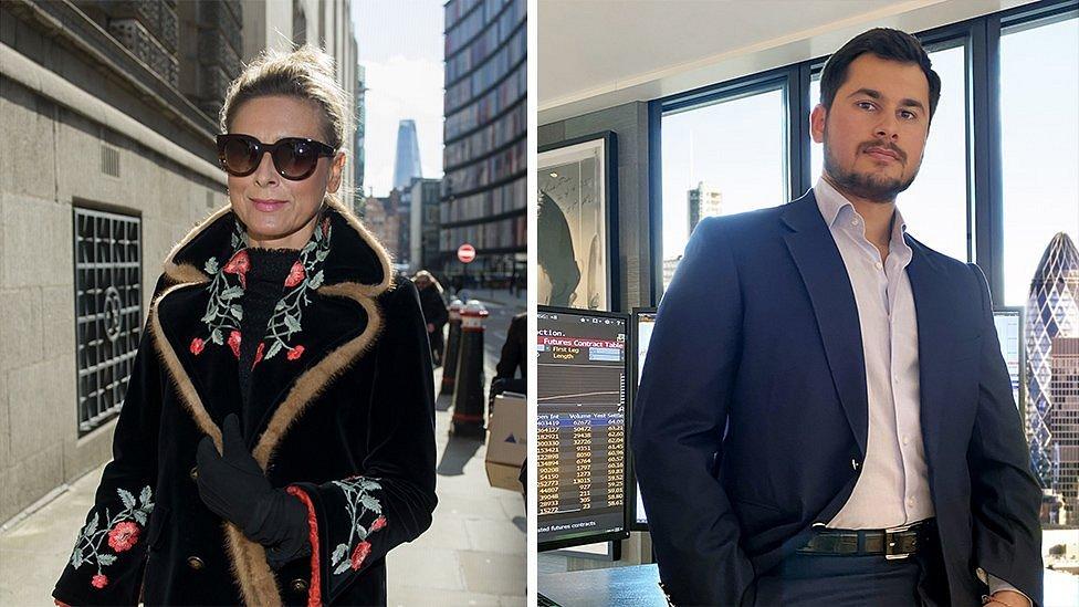 Развод Ахмедовых. Суд в Лондоне обязал сына выплатить матери $100 млн в споре за нажитый в России миллиард