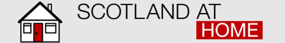 Scotland at Home logo