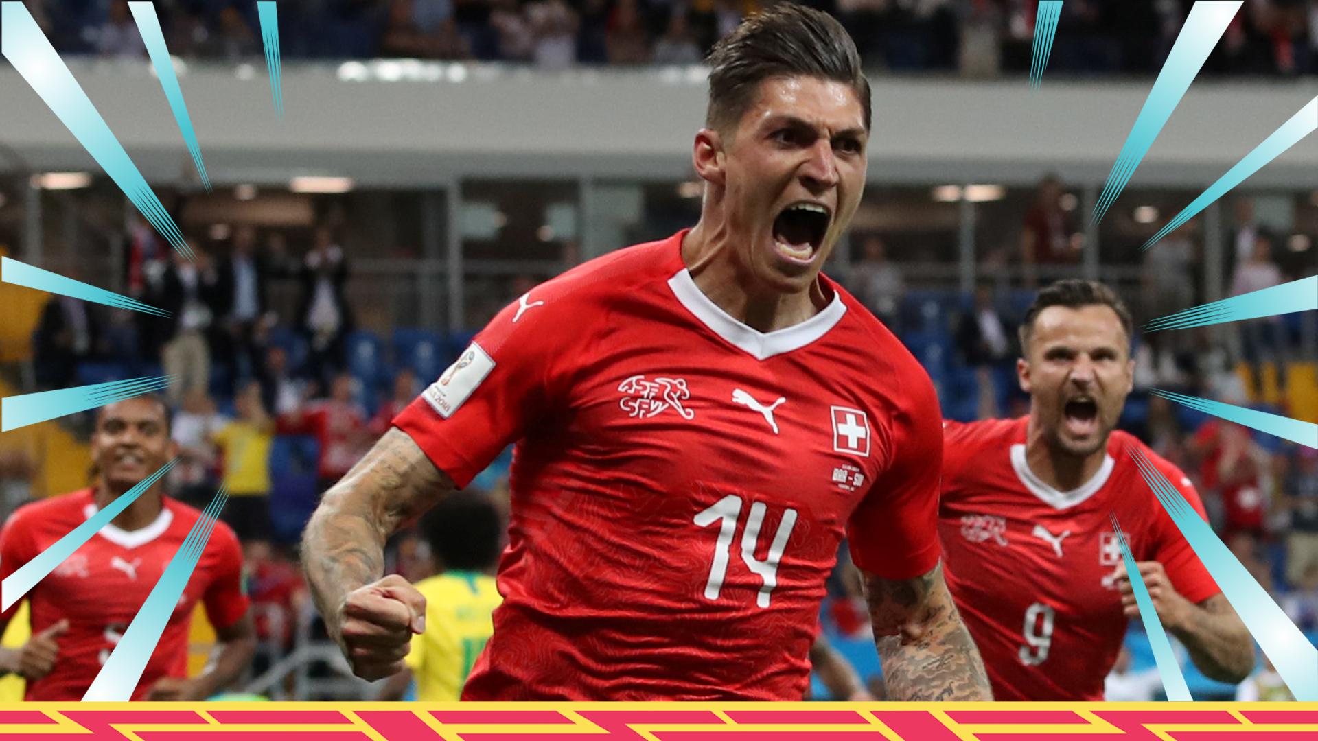 World Cup 2018: Brazil 1-1 Switzerland highlights