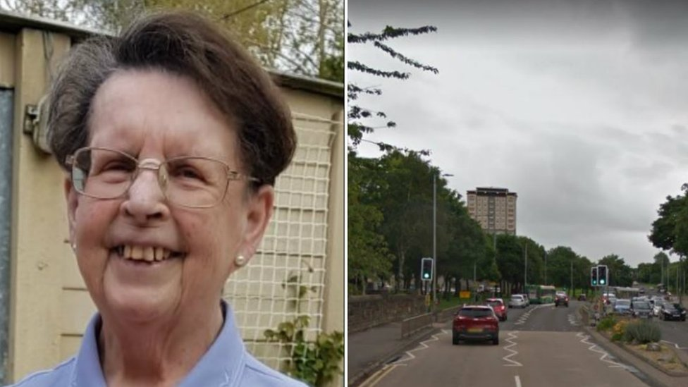 Police search for helper after fatal crash in Motherwell