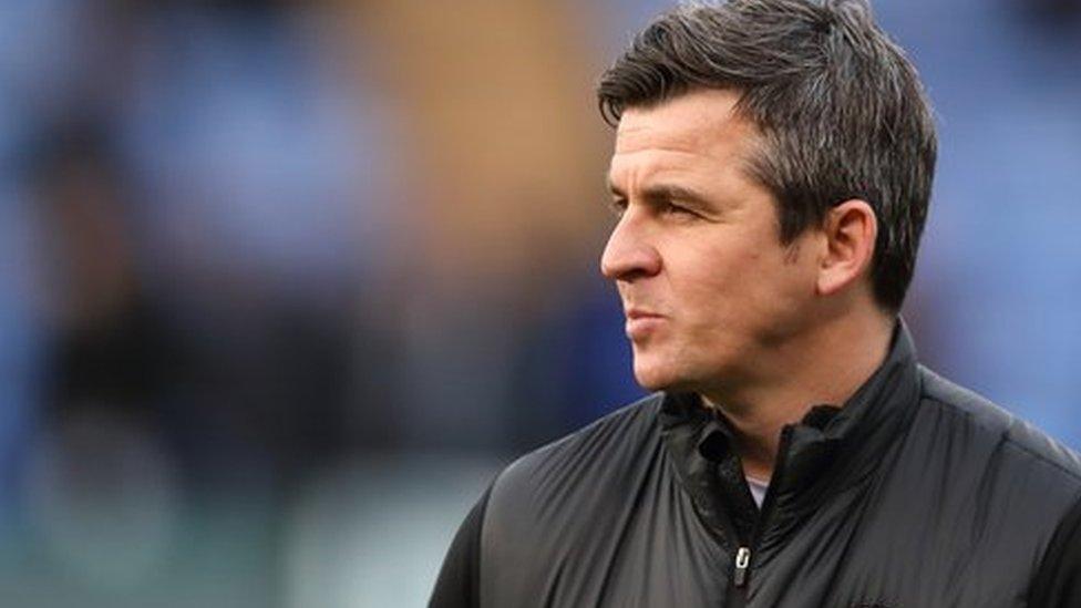 Joey Barton: Fleetwood boss given £2,000 fine for criticising referee