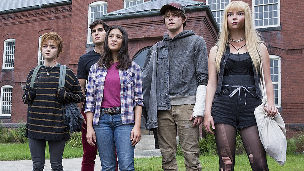 The New Mutants: Director's X-Men dream 'cut in half by Hollywood reality'  - BBC News