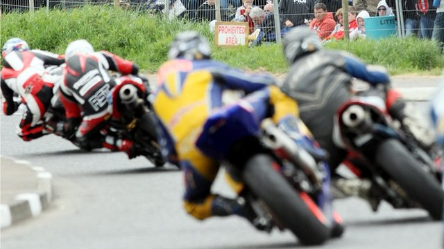 NW200 action
