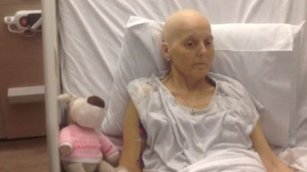 Cervical cancer victim: 'I'm going to die'