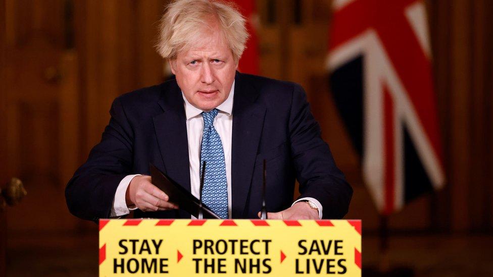 UK lockdown will be slowly unwrapped, says British PM Boris Johnson