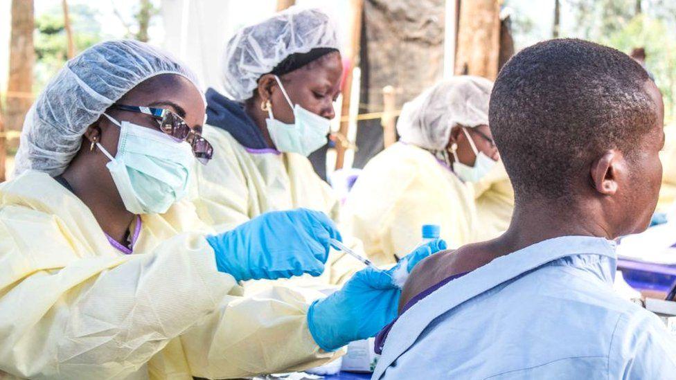 Ebola, WHO