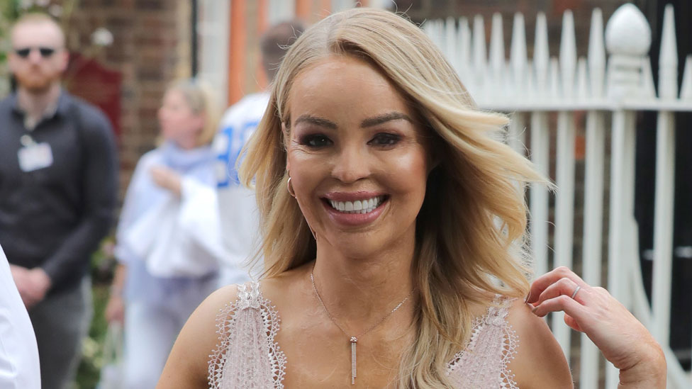 Strictly Come Dancing: Katie Piper announced as first contestant