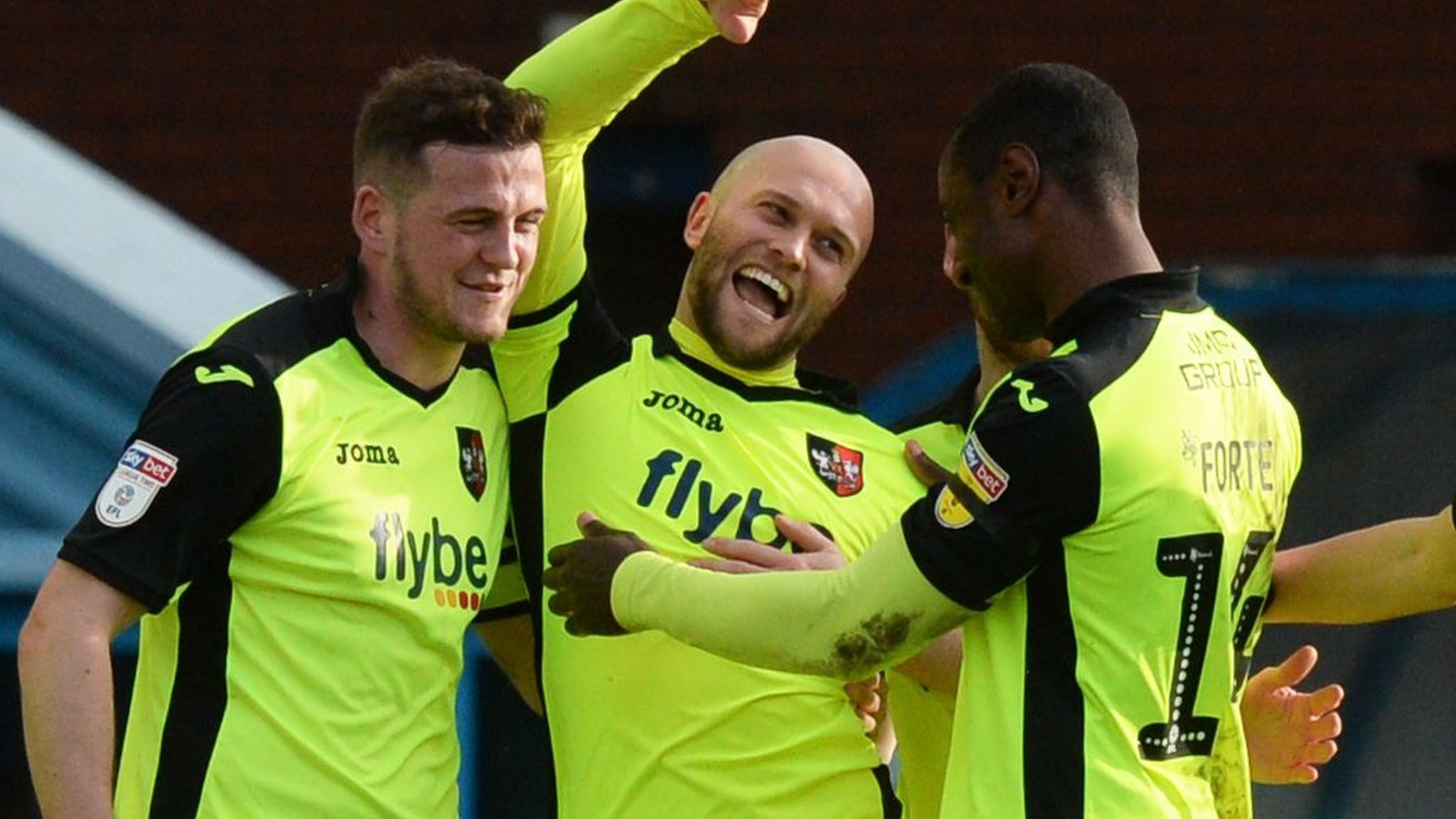 Football: Jersey to host Exeter City in pre-season match