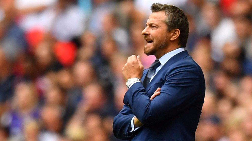 Tottenham Hotspur 3-1 Fulham: Slavisa Jokanovic praises Spurs quality