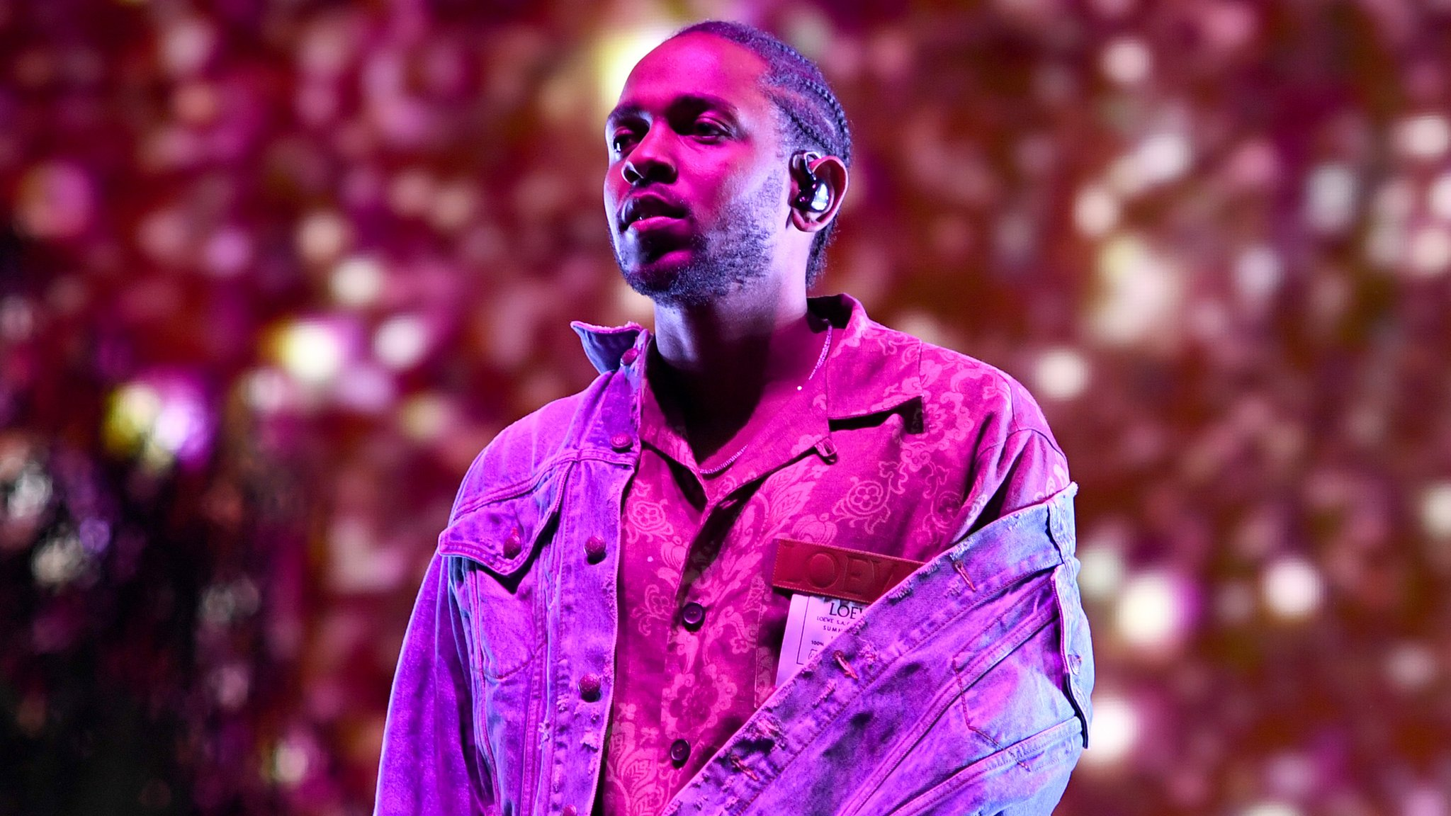 Kendrick Lamar wins Pulitzer Prize for music