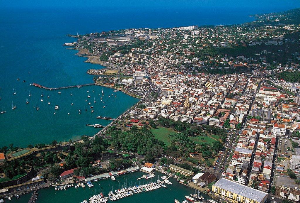 Puerto de Francia