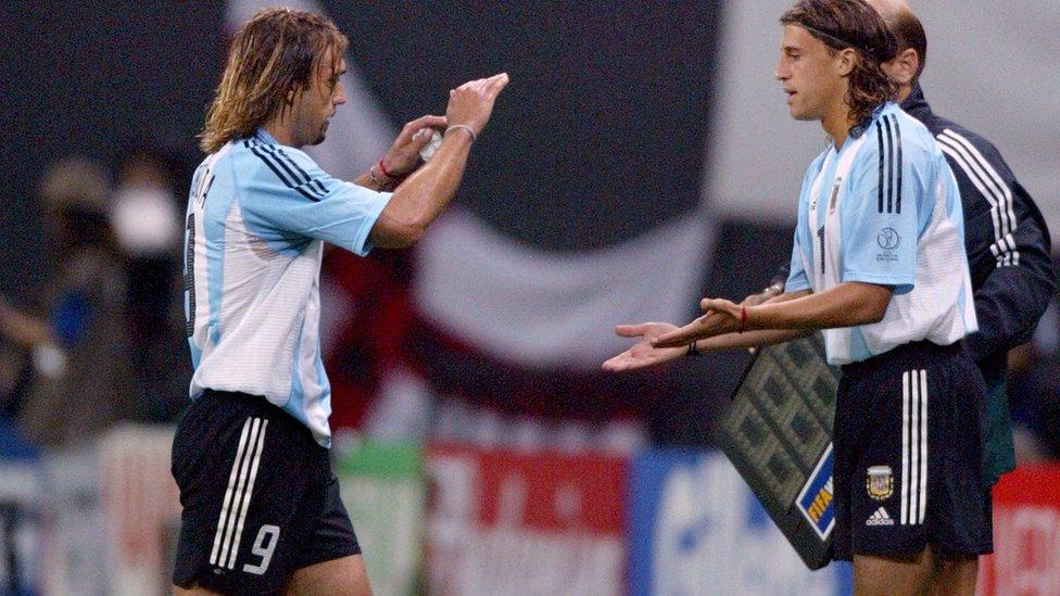 ¿Por qué no podían jugar juntos? La eterna pregunta sin respuesta del fútbol argentino.