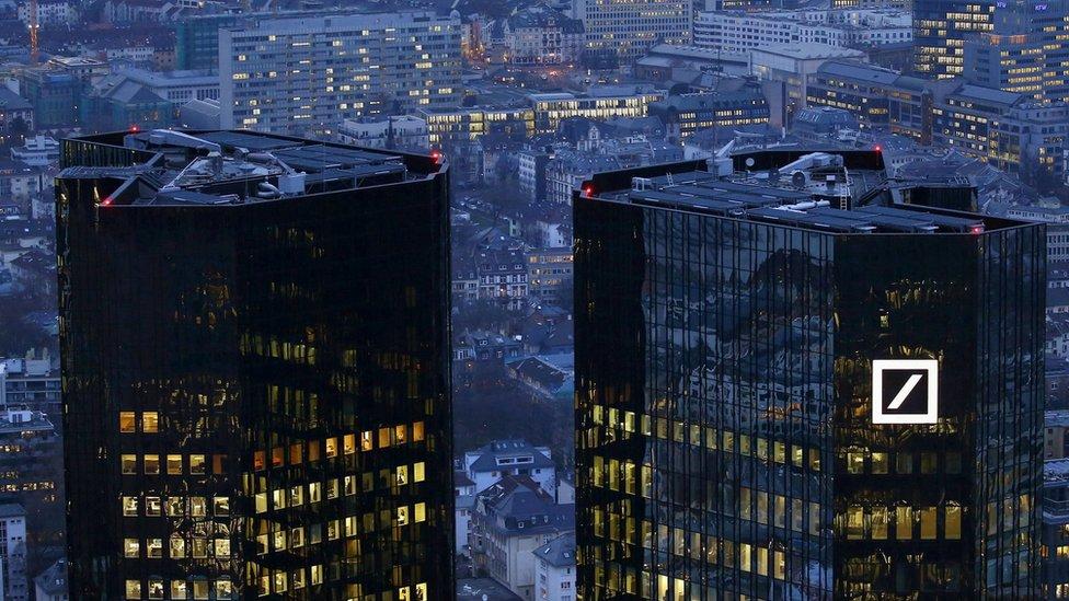 برج دويتشه بنك