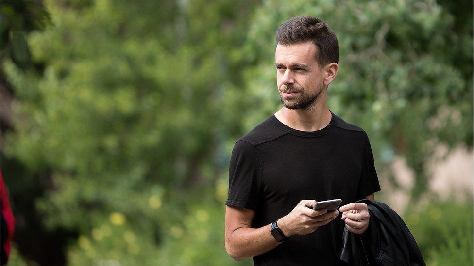 Jack Dorsey, Twitter co-founder