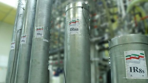 uranyum zenginleştirme