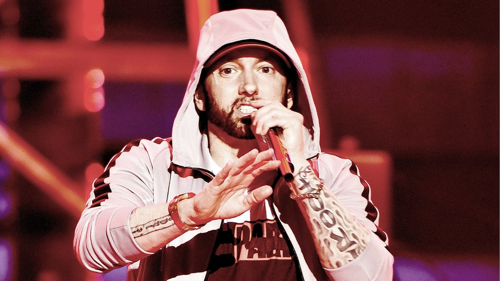 BBC News - Eminem's Kamikaze: Is it time for the 'greatest' to quit?