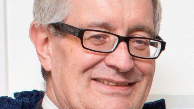 Nigel Piercy