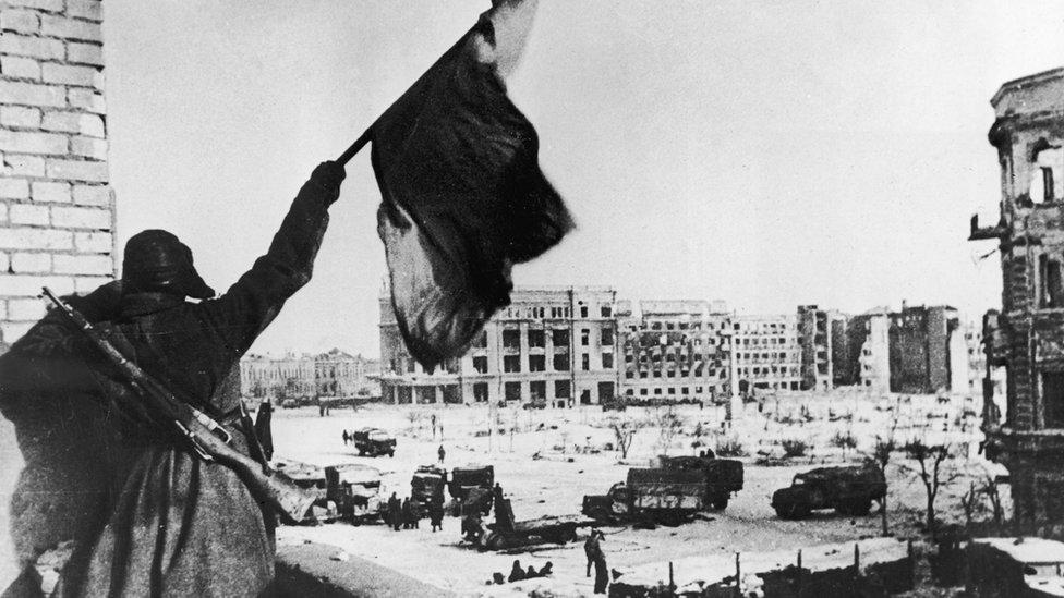 В России вызывают на допросы свидетелей действий нацистов в Сталинграде. Ветераны получили повестки