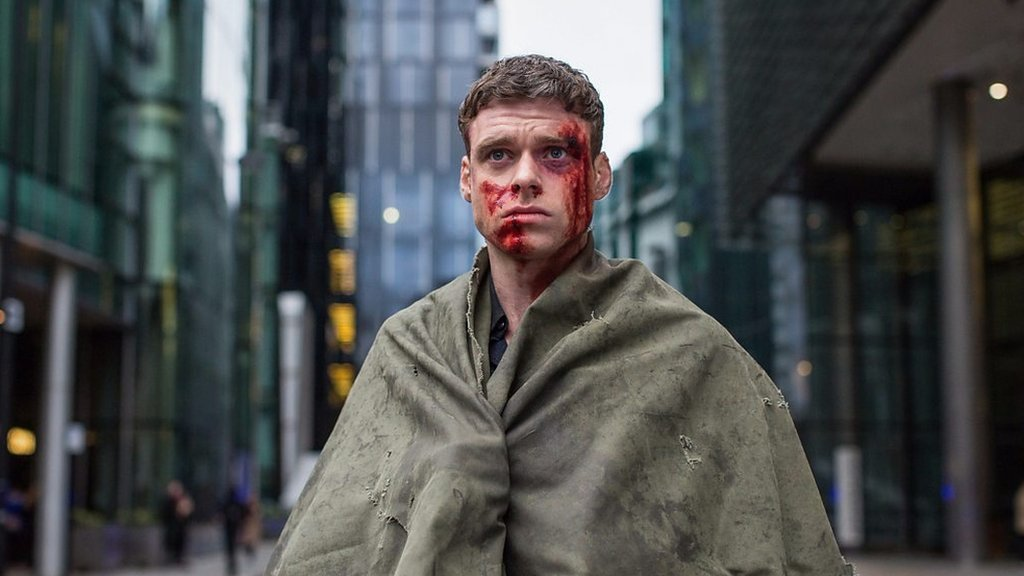 Bodyguard finale is 'genius', says star Stuart Bowman