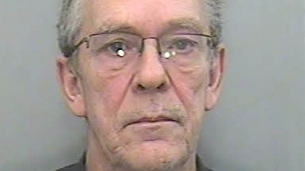 Kim Allison, 64, guilty of stalking victim for third time