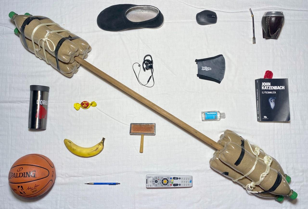 Lockdown essentials by Martín Género, Argentina