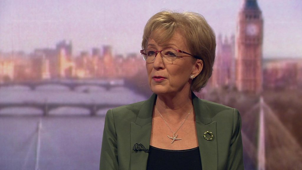 Andrea Leadsom MP: 'It is appalling to consider another referendum'