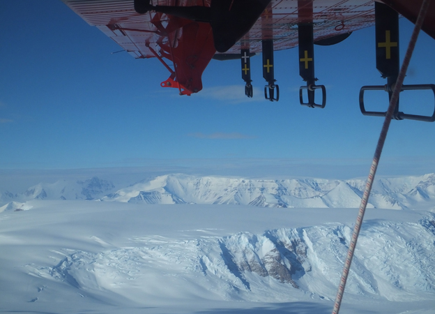 Antarctic Twin Otter