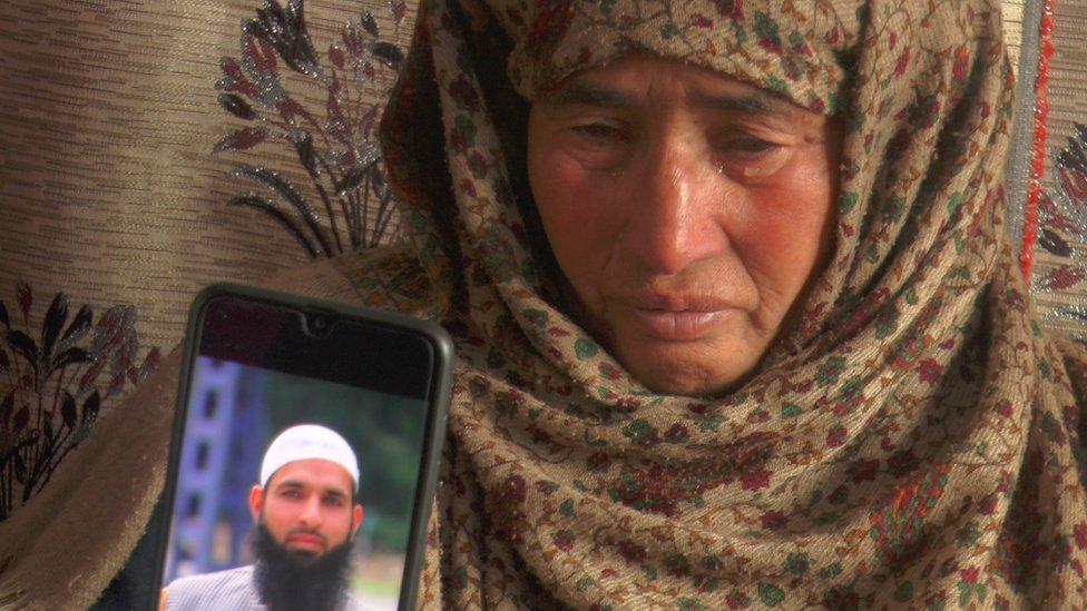 عاشق احمد کی والدہ
