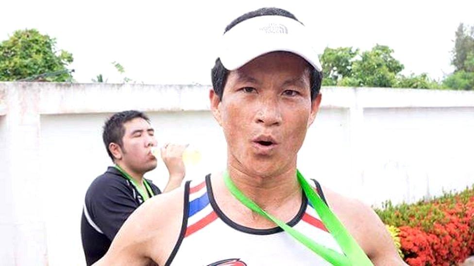 Saman Gunan, el buzo muerto en Tailandia.