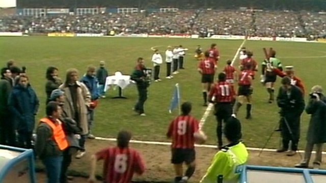 Portsmouth 5-1 Bournemouth - FA Cup fourth round 1991