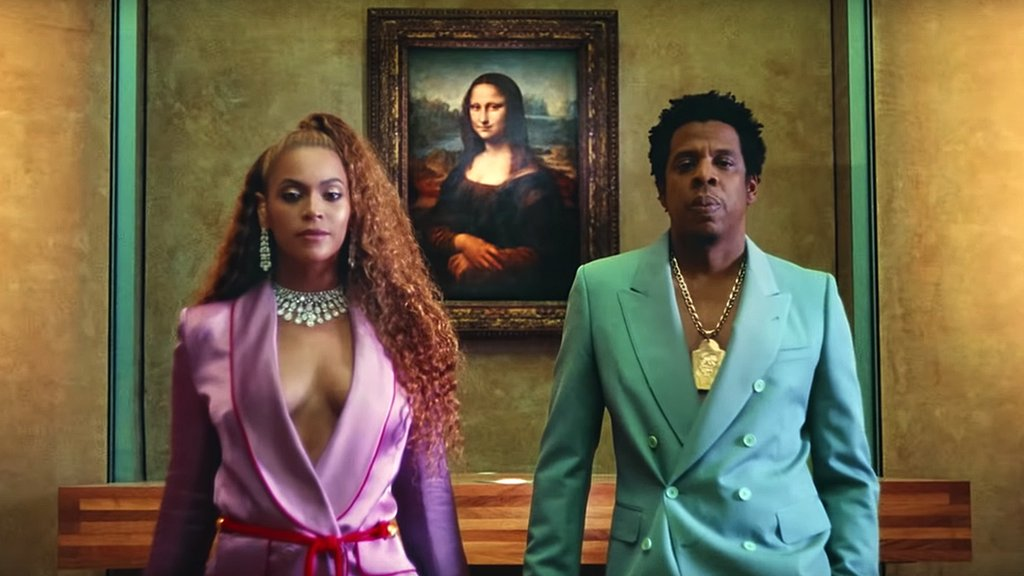 Beyonce and Jay-Z's album was finished hours before it was released