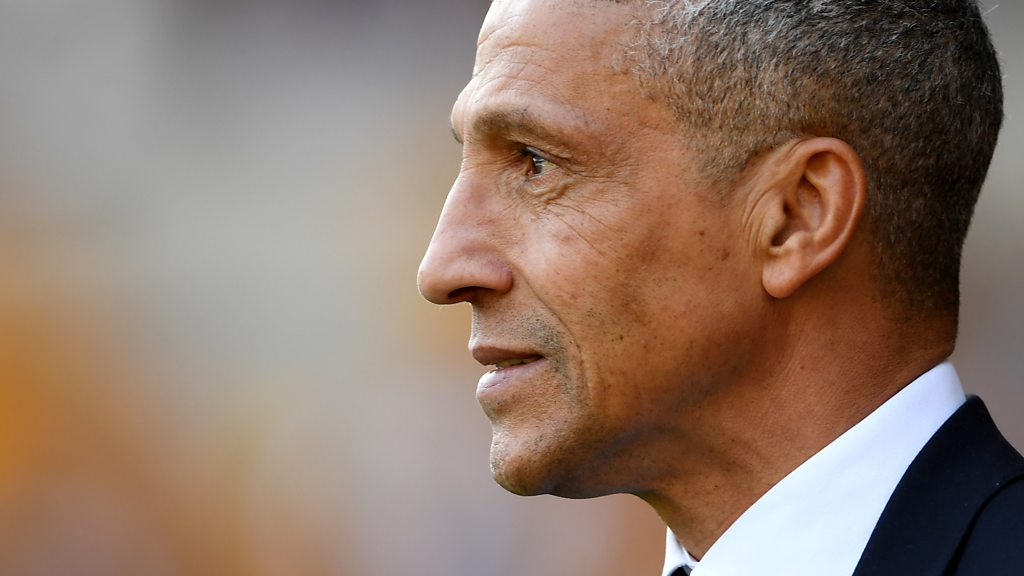 Wolves 0-0 Brighton: Chris Hughton hails 'big result' for Brighton